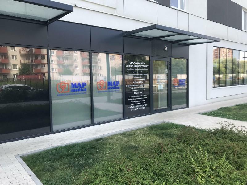 Budynek - MAP medica