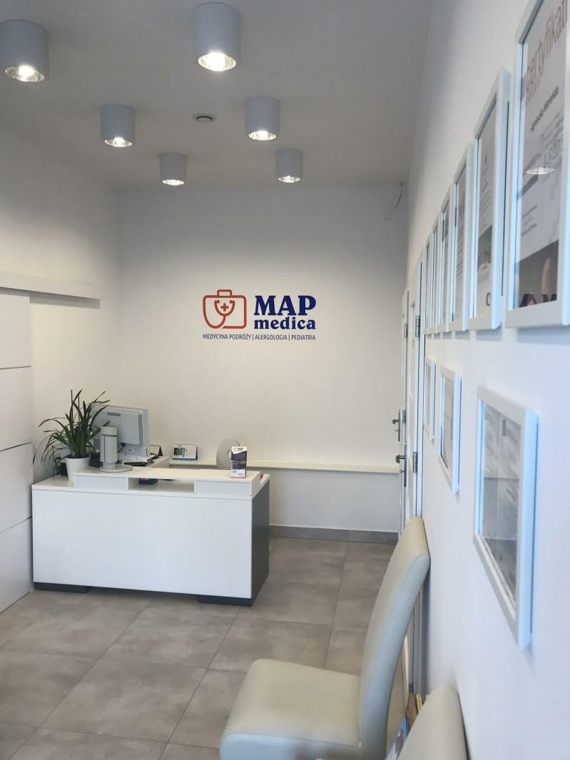 Gabinet MAP medica
